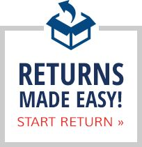 Returns Made Easy!
